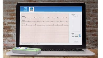 best portable ECG EKG monitor