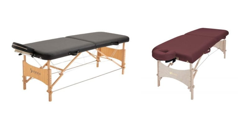 best portable massage table review